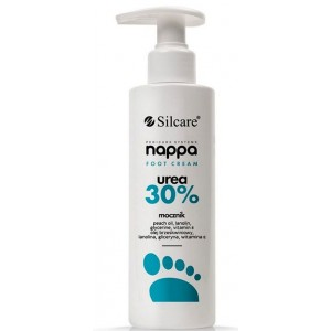 SILCARE Nappa Krem do Stóp z Mocznikiem 30% Na pękające pięty