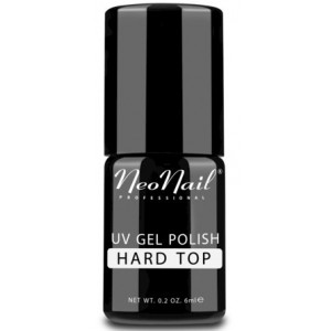 NEONAIL HARD TOP DO MANICURE HYBRYDOWEGO 6ml