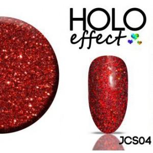 EFEKT HOLO holografic multicolor JCS04